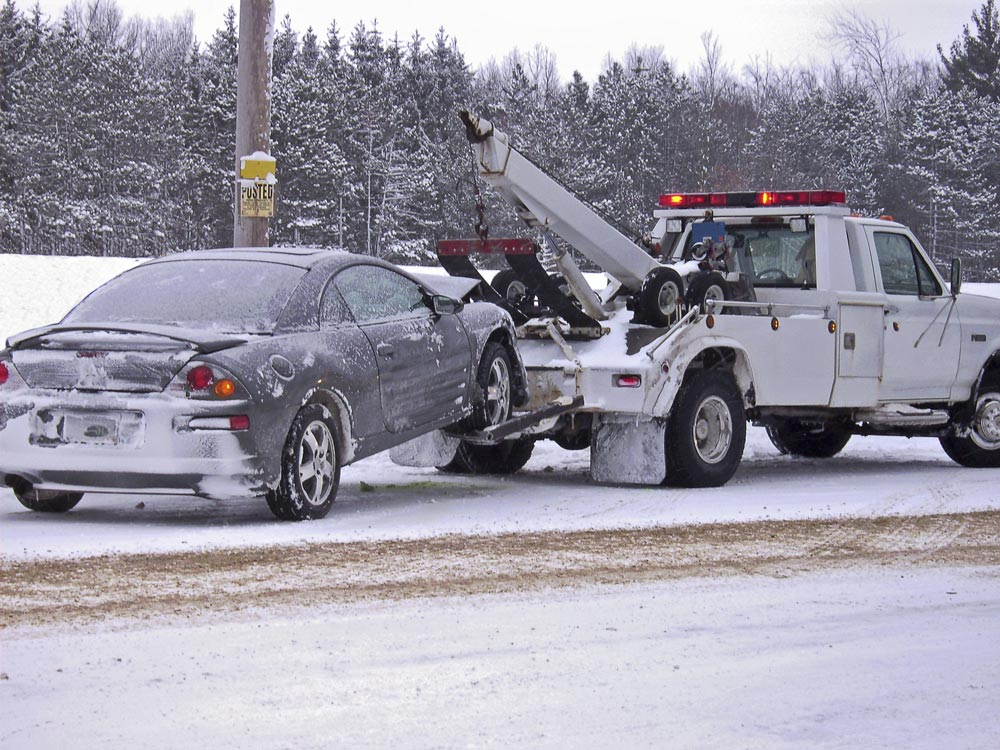 Tow Truck, Jump Start and Roadside Assistance in Frankfort Il
